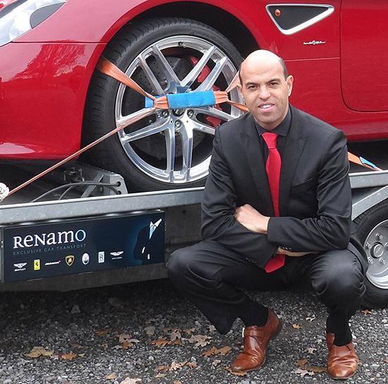 Profile Renamo-ECT